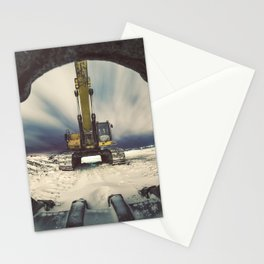 Mouth of the Machine Stationery Cards