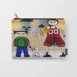 Sparky and Dunlap Carry-All Pouch