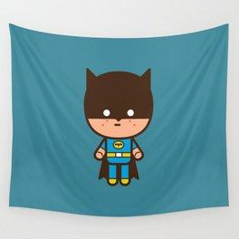 #51 The Bat man Wall Tapestry