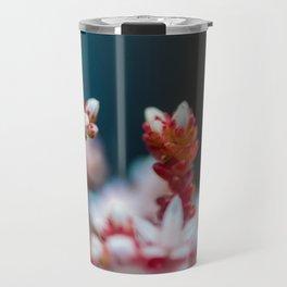 Tiny Star Flower Travel Mug