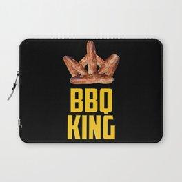 BBQ King Laptop Sleeve