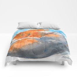 Sleeping Beagle Comforters