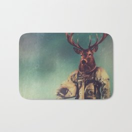 Without Words Bath Mat