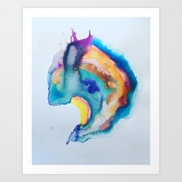 Chasm Art Print