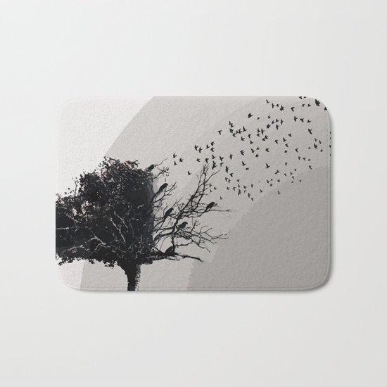 Forgotten tree Bath Mat