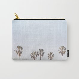 Minimal Palm trees Carry-All Pouch