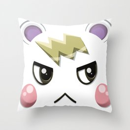 Animal Crossing Marshall Throw Pillow