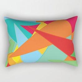 colorful-1 Rectangular Pillow