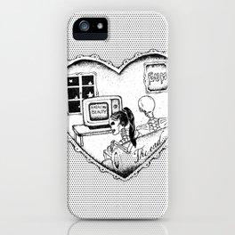 """""""gum - moose blood"""" iPhone Case"""