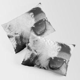 JFK Cigar and Sunglasses Cool President Photo Photo paper poster Pillow Sham