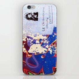 Constructive Criticism iPhone Skin