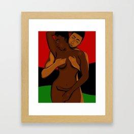 U.N.I.T.Y Framed Art Print