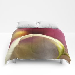 Calla Lily AbstractII Comforters
