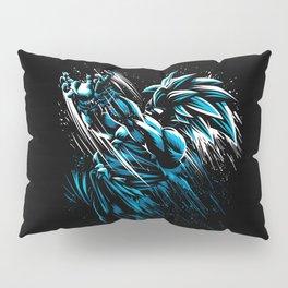 Splatter kame Pillow Sham