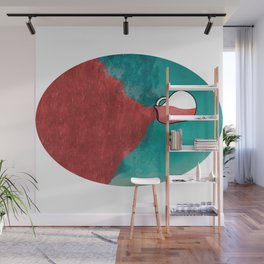 Red Tide Wall Mural