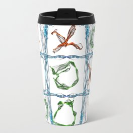 X and O Travel Mug