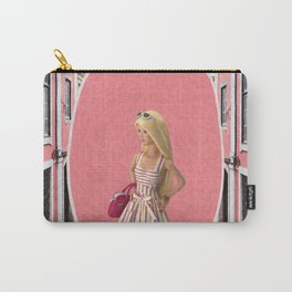 Barbie girl Carry-All Pouch
