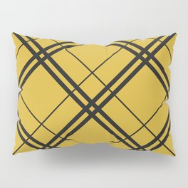 Hufflepuff Argyle Pillow Sham