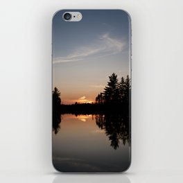 Northern Sunset 003 iPhone Skin
