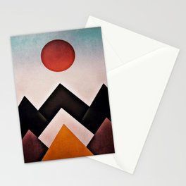 mountain 13 Stationery Cards