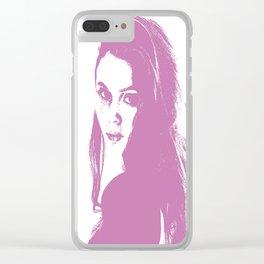 Zara Larsson Clear iPhone Case