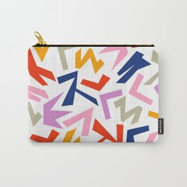 Geometric Patterns II Carry-All Pouch