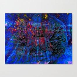 Buddha dream II Canvas Print