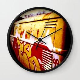 Volkswagen 99 Wall Clock
