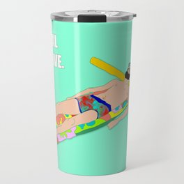 Local Native - Music Inspired Fan Cliche Digital Art Travel Mug