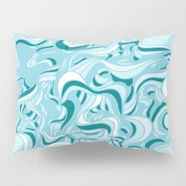 Urchin Blue Pillow Sham