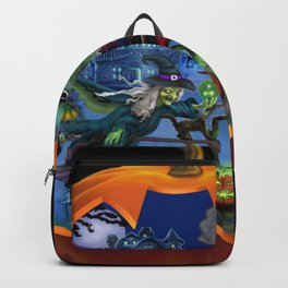 Witch's Magic Spell Backpack