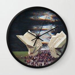 Where do we go now? Wall Clock