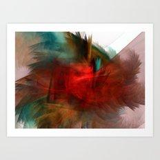 Evaliard Art Print