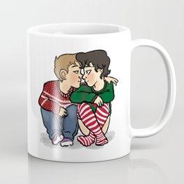 Christmas Socks Coffee Mug