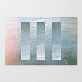 Saltwater Canvas Print