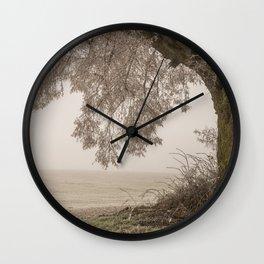 Limewood Wall Clock