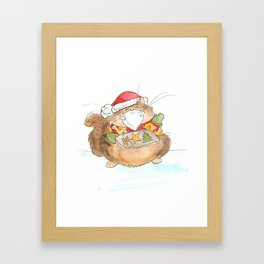 Tommy Claus Framed Art Print