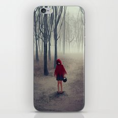 Away from light iPhone & iPod Skin