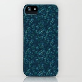 Mint leaves iPhone Case