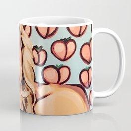 Bye Wig Coffee Mug