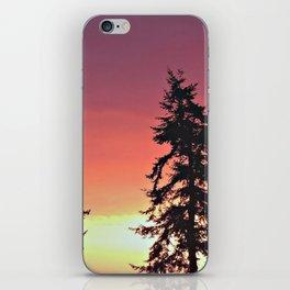 Sunset - Whidbey Island, WA iPhone Skin