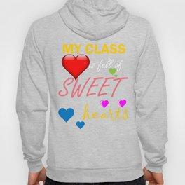 Teachers Valentine's Gift Design Idea Hoody