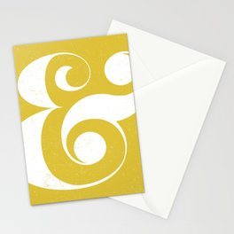 My Favorite Ampersand Stationery Cards