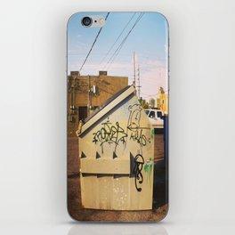 Dump iPhone Skin