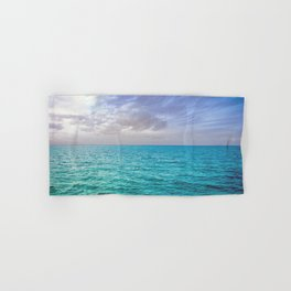 Caribbean Sea Hand & Bath Towel