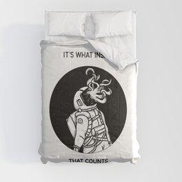it's what counts Comforters