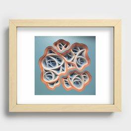 Necrotic Radimafungle Movement #2 Recessed Framed Print