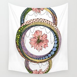 Mandala II Wall Tapestry