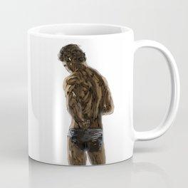 Sexy Back 3 Light BG Coffee Mug