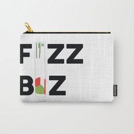 FIZZ BIZ (Pomegranate) Carry-All Pouch